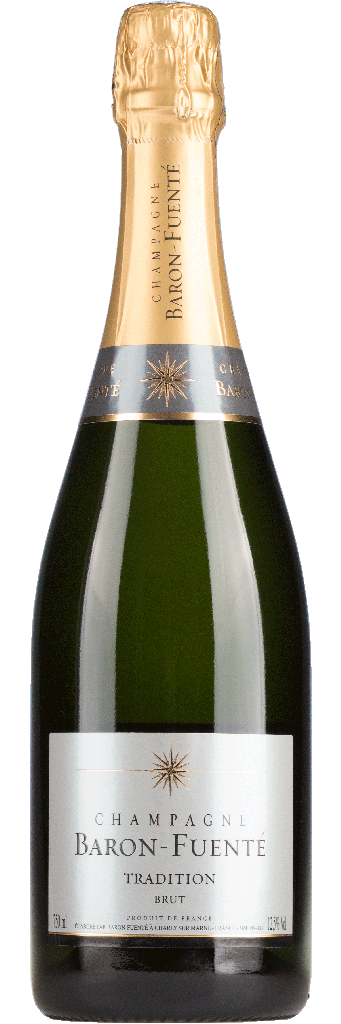 Read more about the article CHAMPAGNE BARON FUENTE TRADITION BRUT