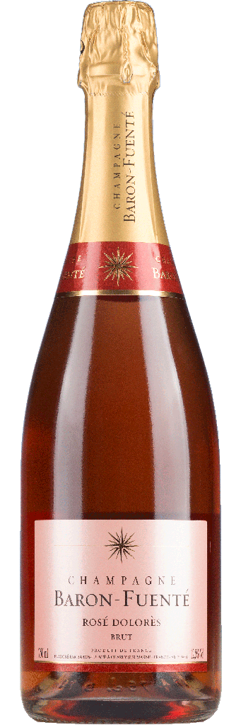 Read more about the article CHAMPAGNE BARON FUENTE ROSE DOLORES