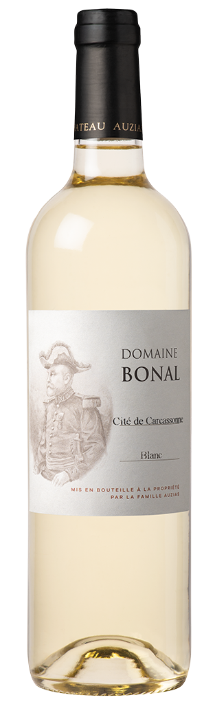 Read more about the article DOMAINE BONAL  BLANC IGP CITE DE CARCASSONNE 2019