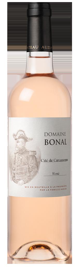 Read more about the article DOMAINE BONAL  ROSÉ IGP CITE DE CARCASSONNE 2019